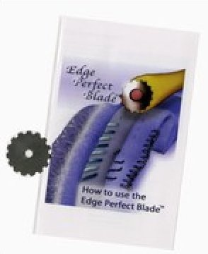 GCEPB Edge Perfect Blade and Instruction Booklet