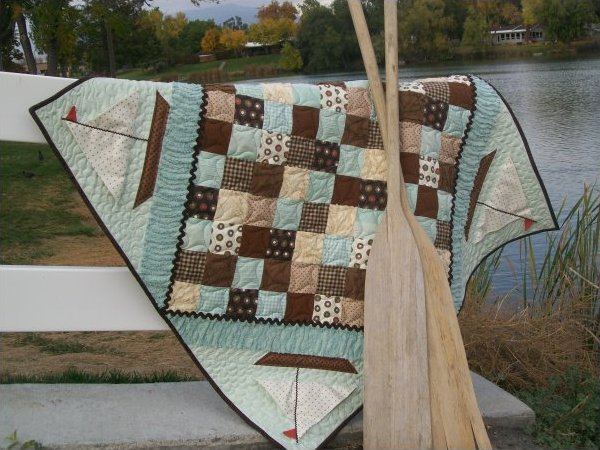 Fishing quilt pattern - TheFind - TheFind - EVERY PRODUCT
