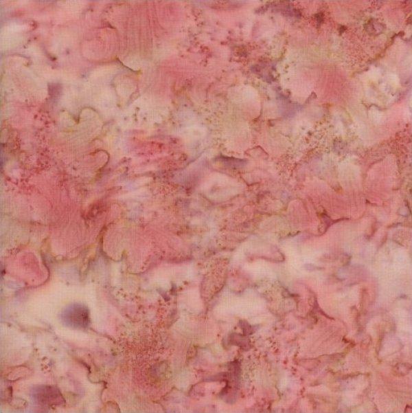 Batik Textiles 7219 pale orange