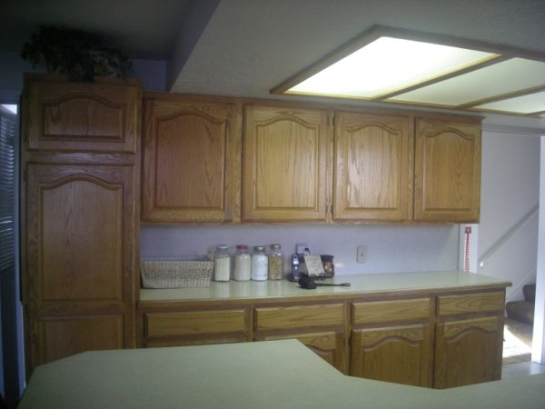 The astounding How to refinish kitchen cabinets without stripping photos picture