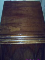 cabinet top