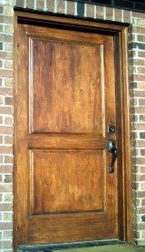 Pulley Front door