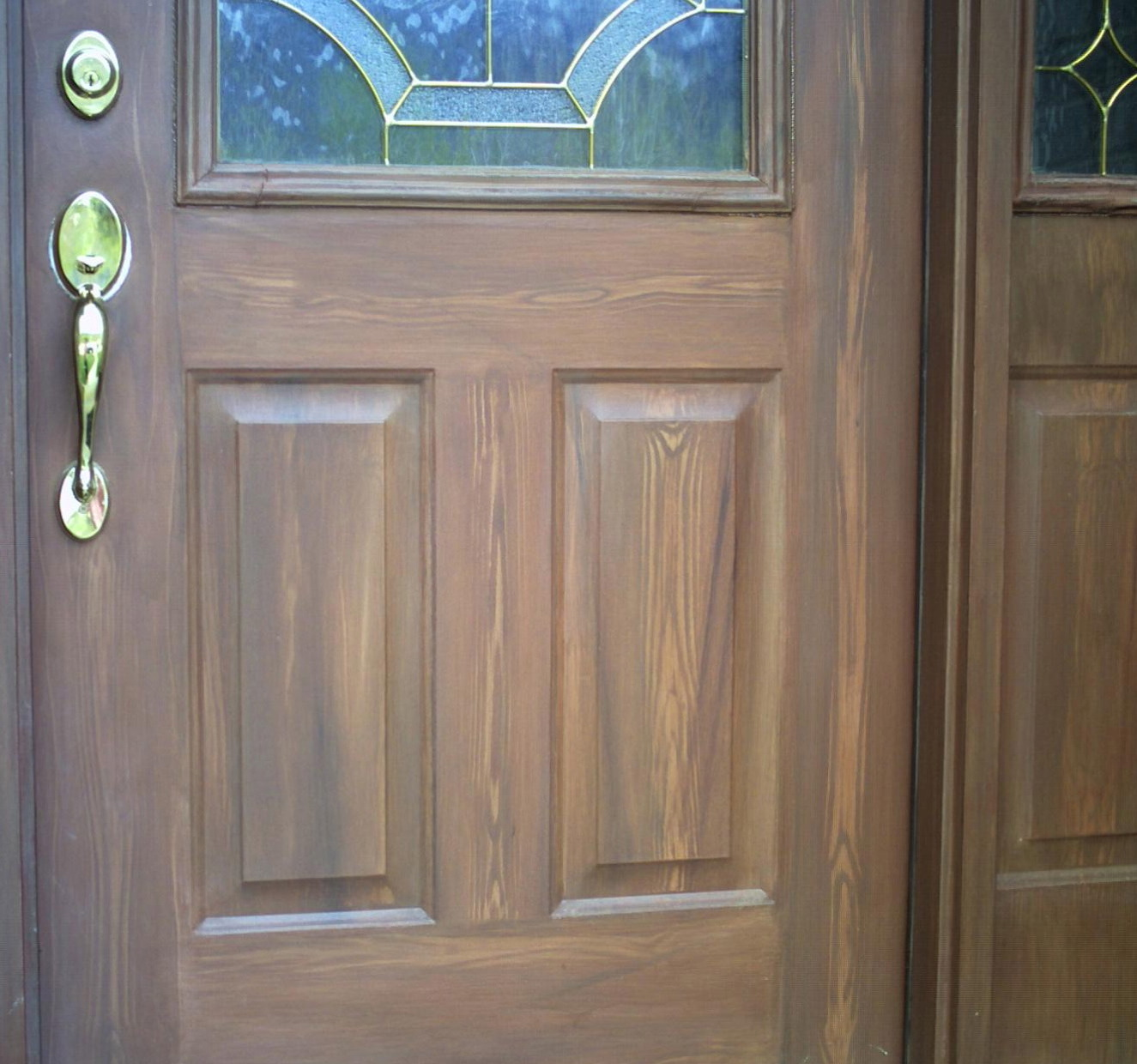 exterior metal door paint steel doorse how to paint steel door