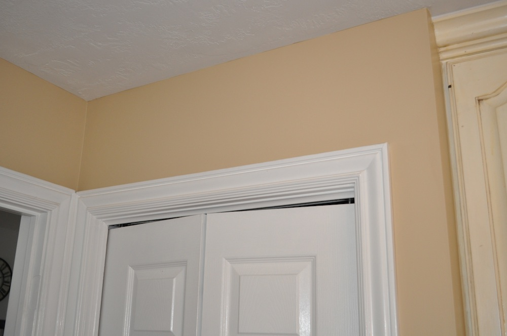 custom kitchen and family room painting - Repaint Kitchen Cabinet