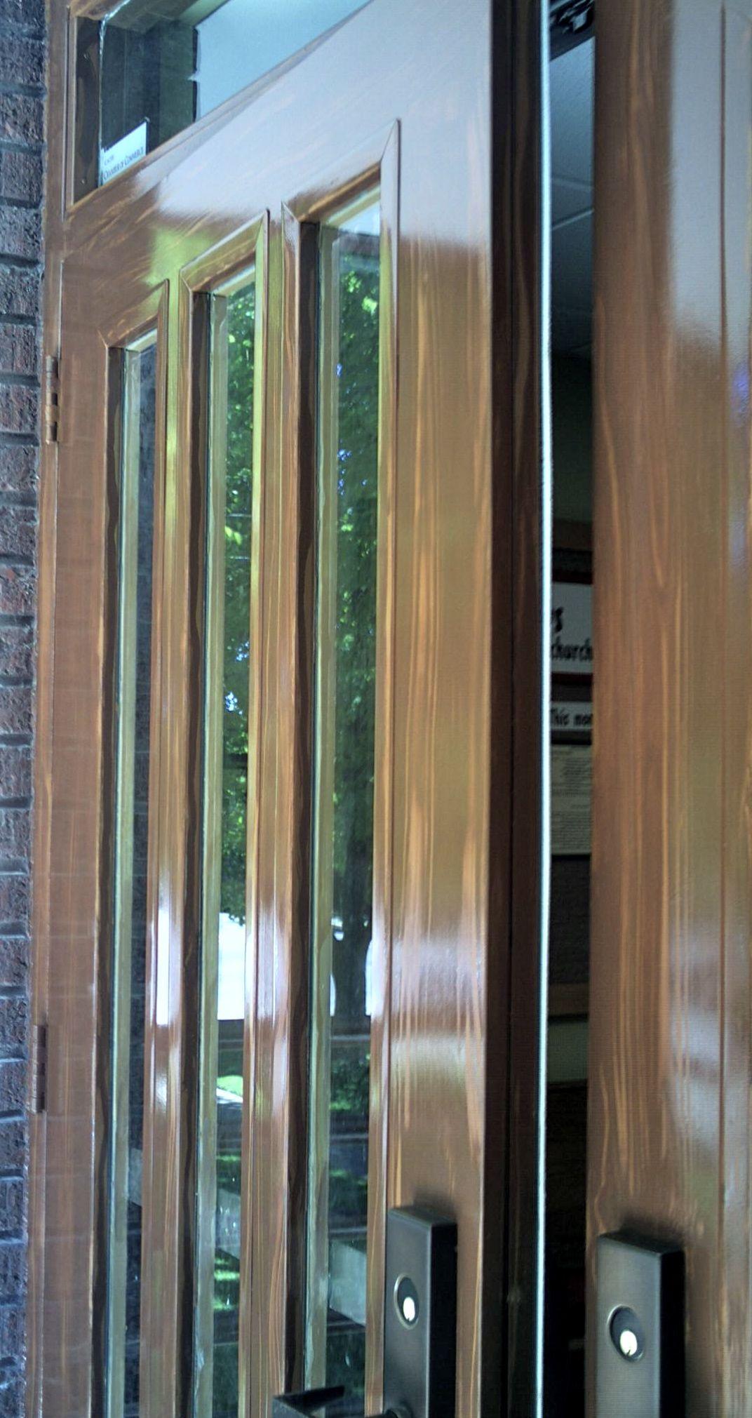 Commercial exterior metal doors for Commercial exterior doors