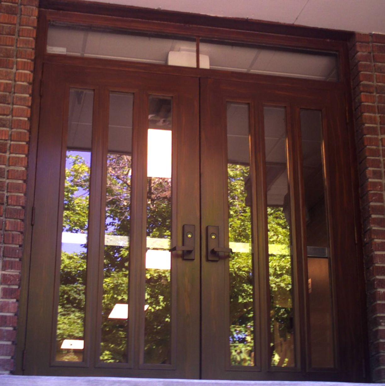 Commercial exterior glass doors - Commercial Exterior Glass Doors 20