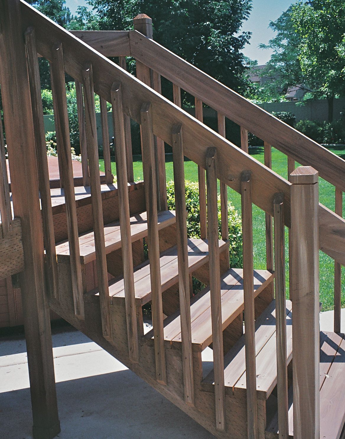 Best Exterior Stair Railings Pictures   Interior Design Ideas .