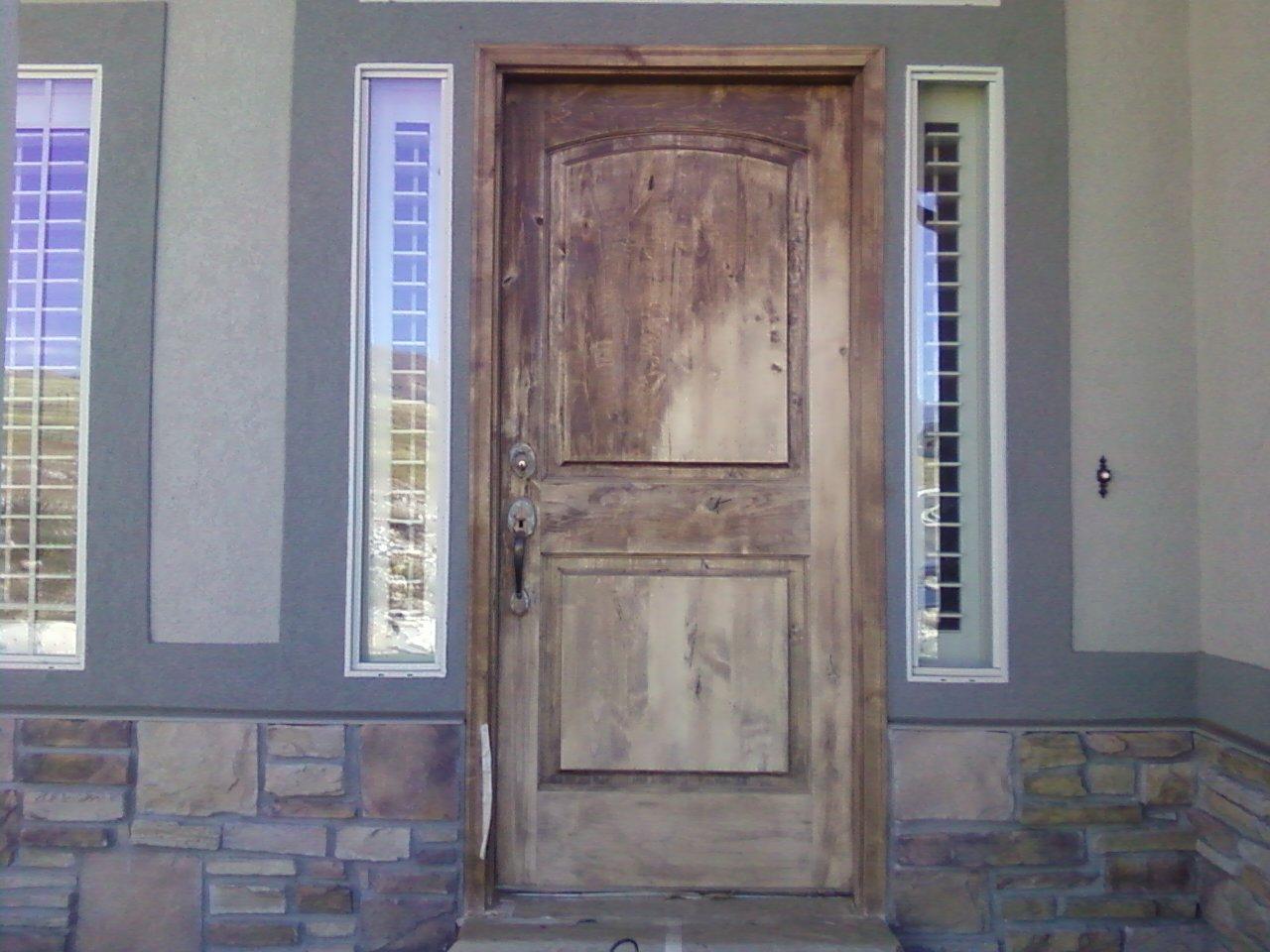 Refinishing Process & door refinishing Pezcame.Com