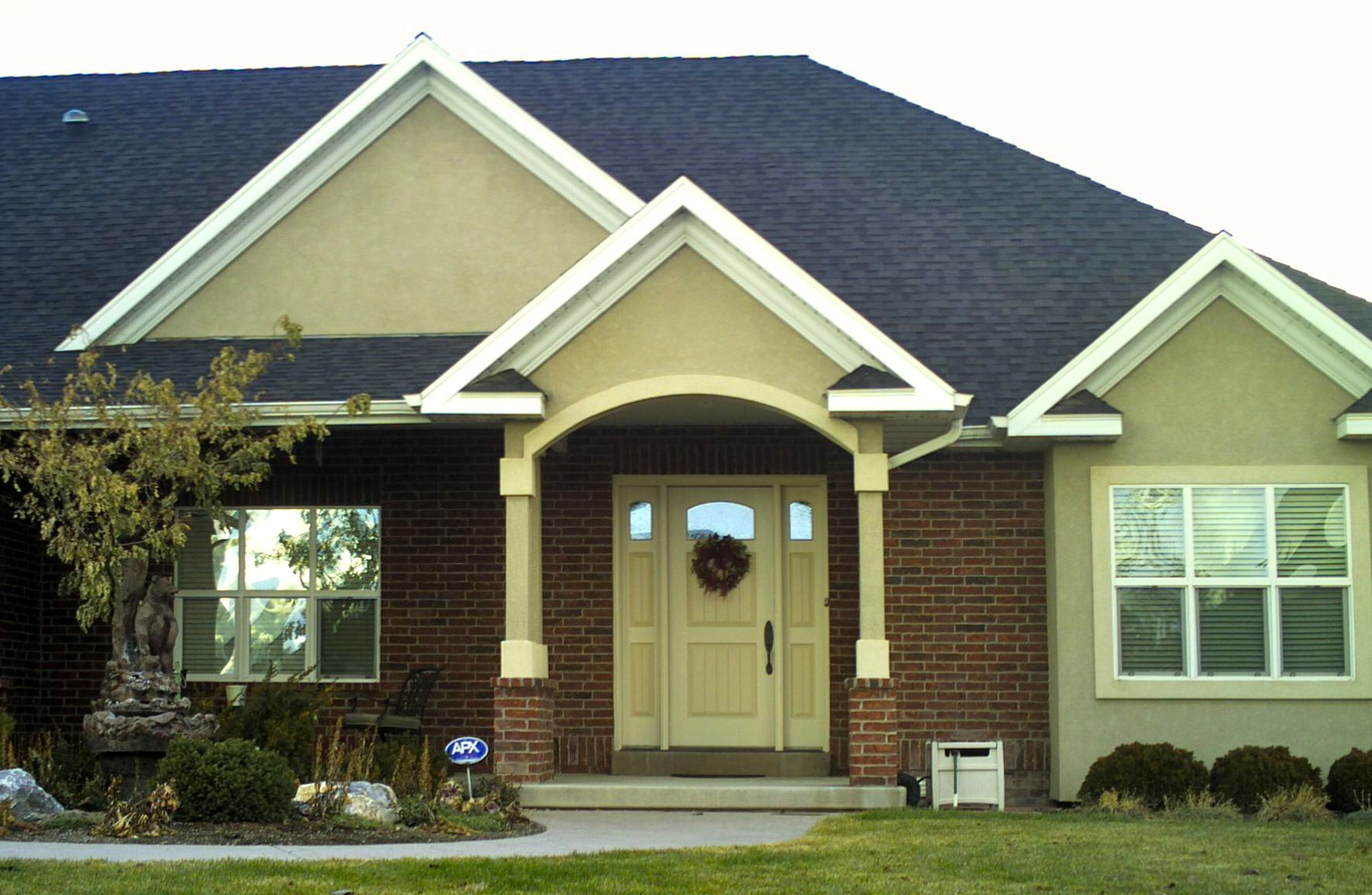 Stucco Exterior Paint Color Schemes exterior painting texture coating and stucco cid builders