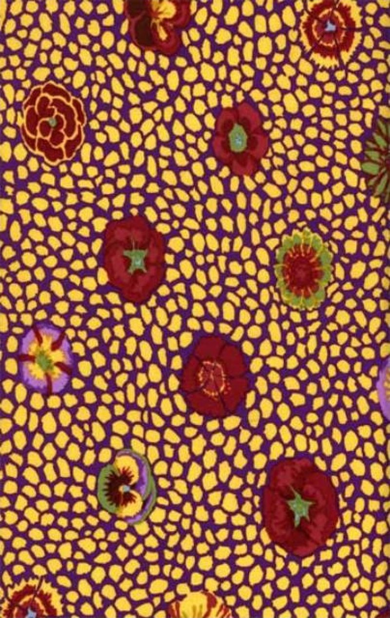 Kaffe Fassett-Guinea Flower-GP59-YELLOW