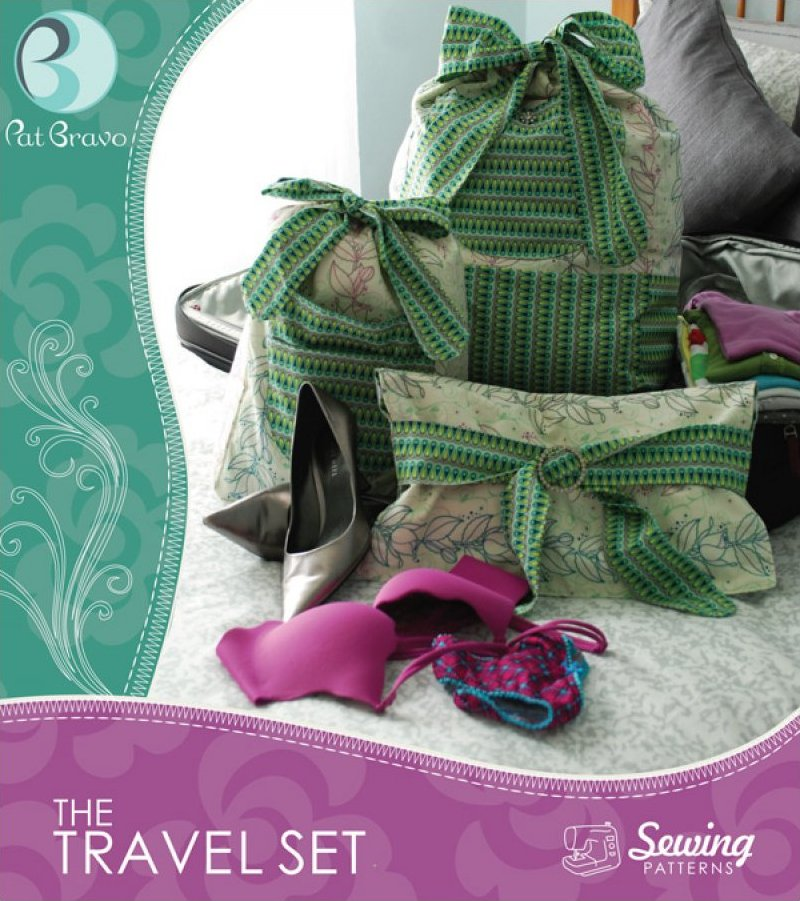 Travel Set by Pat Bravo