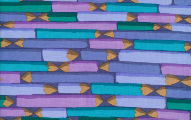 Kaffe Fassett-Pencils-GP113-COOL