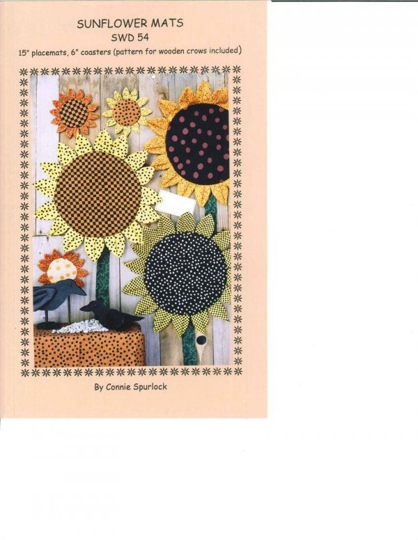Sunflower Mats
