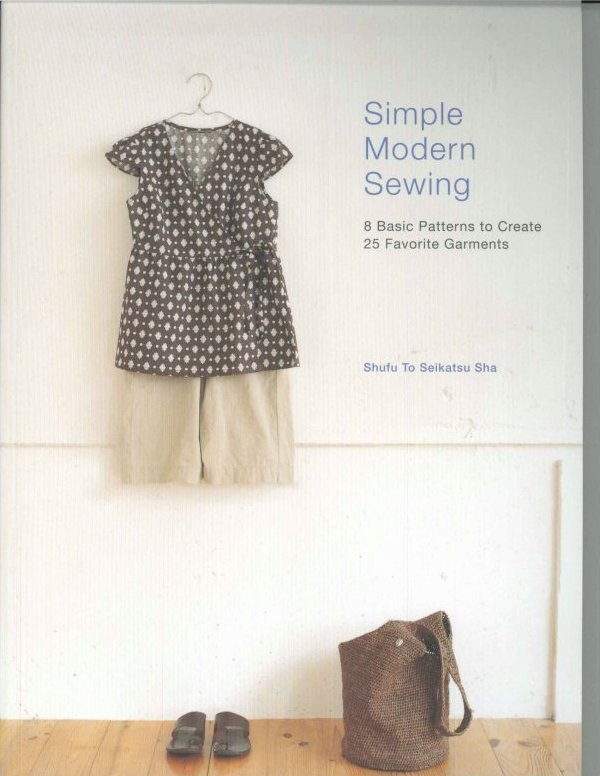 Book-Simple Modern Sewing