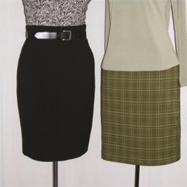 The Magic Pencil Skirt - #109