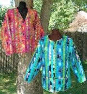 #114 Chinese Jacket - Folkwear Sewing Patterns ethnic clothing