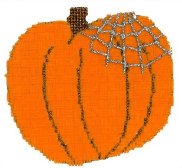 ASITH3 Spider Web Pumpkin