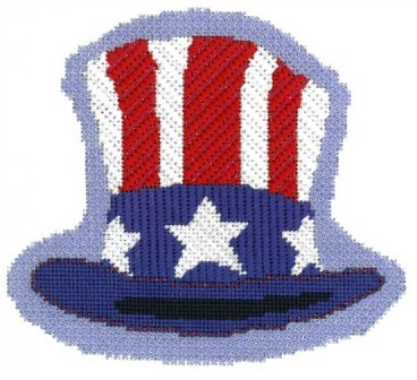 ASITJ11 Uncle Sam Hat