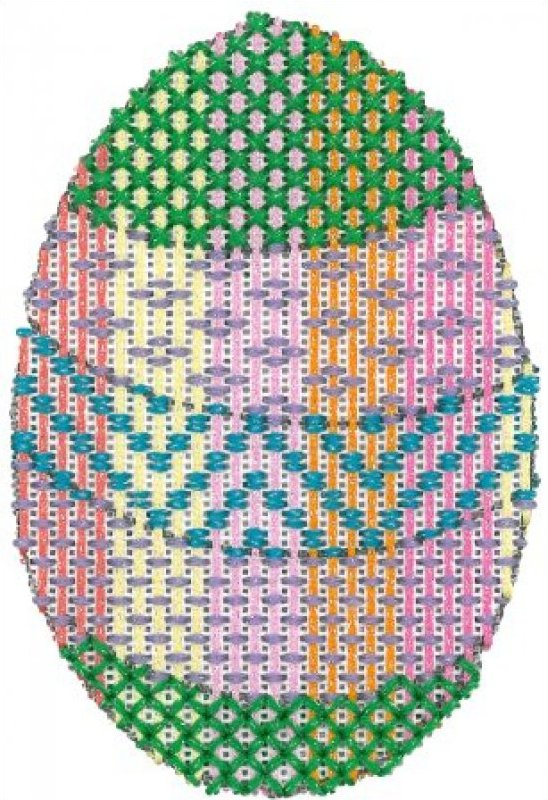 ASITE1 Striped Egg