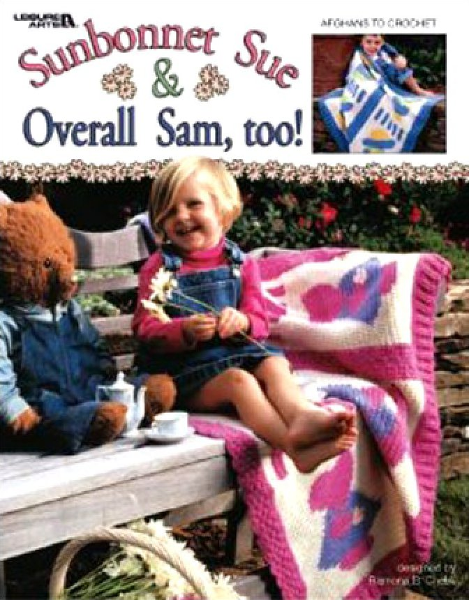 Sunbonnet Sue & Overall Sam Too!