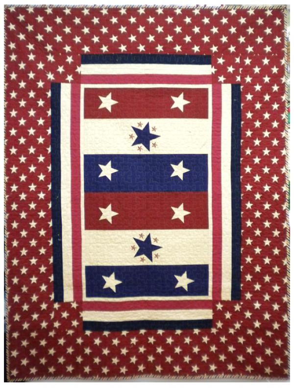 American Valor Quilt #2 Kit