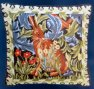 William Morris needlepoint pillow kit