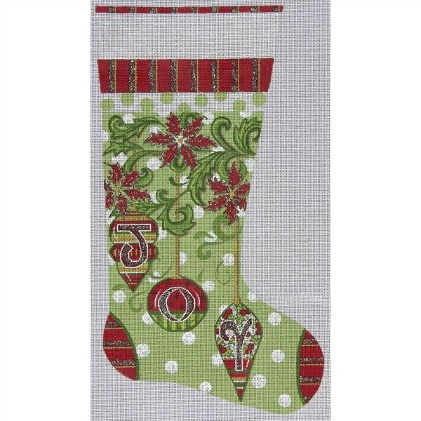 Christmas Stocking Needlepoint Kits Joy