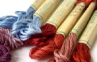 silk needlepoint thread
