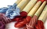Kreinik needlepoint silk thread