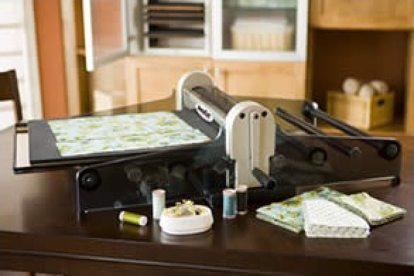 Rent Time on Our Accuquilt Studio Professional Machine