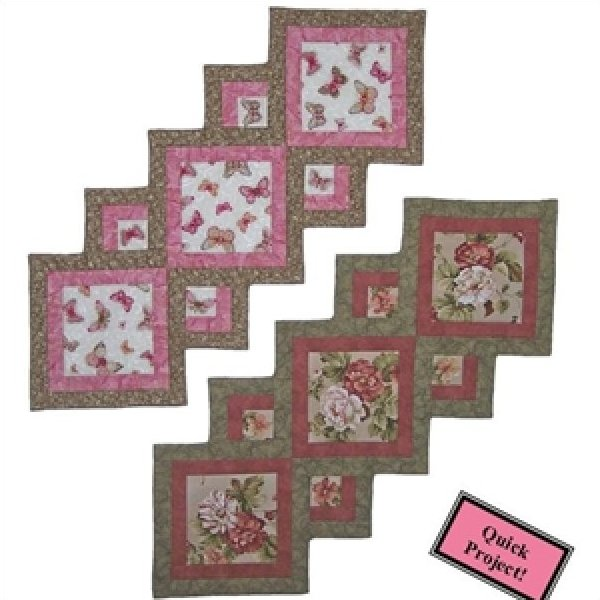 Accent Your Focus Table Runner - Carolyn's Creative Designs