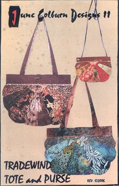Tradewind Tote and Purse - June Colburn Designs II