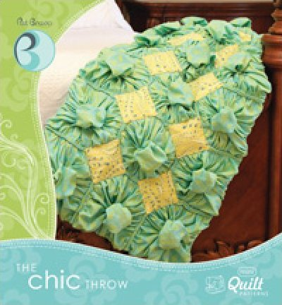 The Chic Throw by Pat Bravo