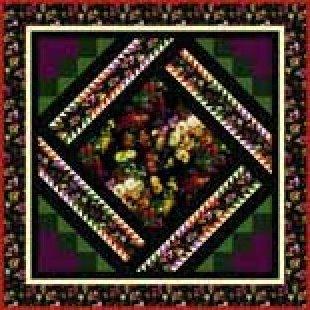 Allure Quilt Kit-size 88-7/8  x88-7/8