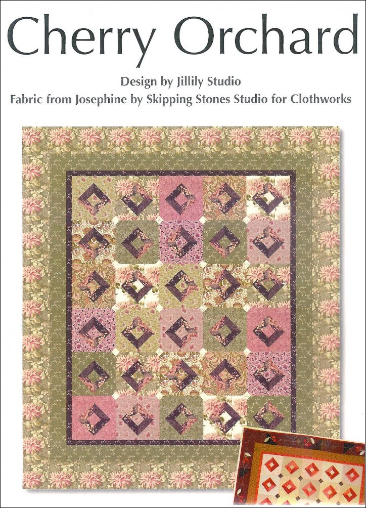 Cherry Orchard Kit, 58x66