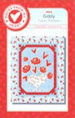Giddy Panel Quilt Kit #509 by Sandy Gervais from Piece from my Heart-33-1/2