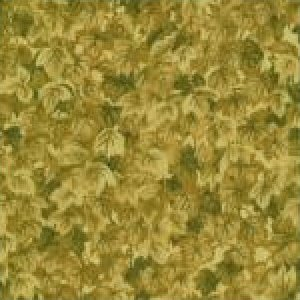 Fall Spectacular by Fabri-Quilt - Green Tiny Leaves - 112 22122