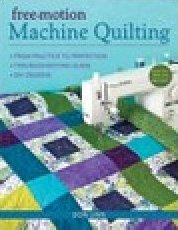 Freemotion Machine Quilting Book by Don Linn - 10775
