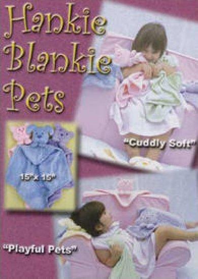 Hankie Blankie Pets Pattern by Judy Reynolds - 85825300149