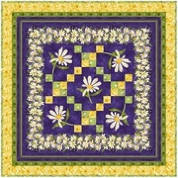 Let the Sunshine In! Quilt for RJR Fabrics - 36 1/2