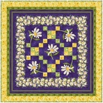 Let the Sunshine In! Quilt for RJR Fabrics - 36 1/2