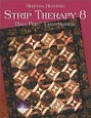 Strip Therapy 8 Pattern Book by Brenda Henning - 9781936207084