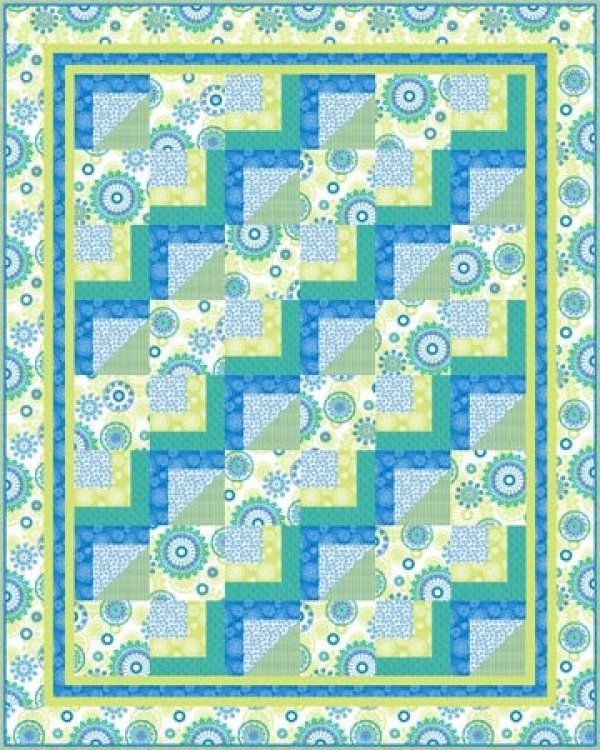 Stepping Stones by Plum Tree Quilts-PTQ-021