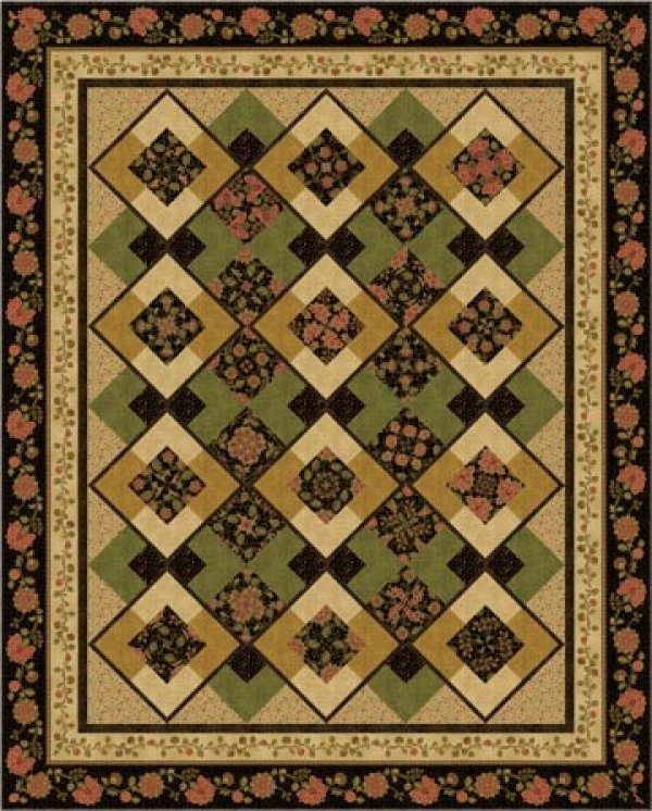 Belle Kaleidoscope by Quilt Moments-Size-twin-69