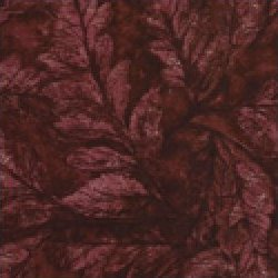 Bella Verona merlot large fern by Timeless Treasures - JT-C8587