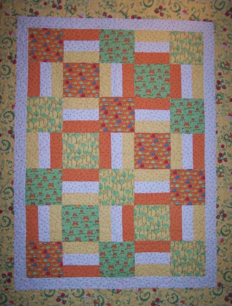 Free Quilt Patterns And Blocks : QUILT PATTERNS FLANNEL Free Patterns