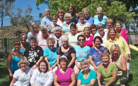 Retreat 2010--Girls Just Wanna Have Fun