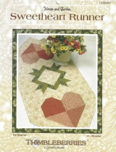 Sweetheart Runner from Thimbleberries