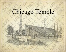 Chicago LDS Temple