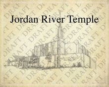 Jordan River LDS Temple